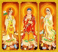 A Di Da Phat Quan The Am Guanyin Buddha 832 by kwanyinbuddha on deviantART