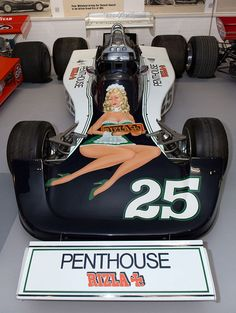 Hesketh 308D front Donington Grand Prix Collection