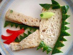 dragon sandwiches :)