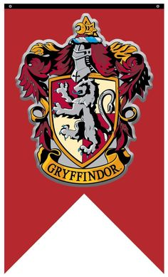 Calhoun Harry Potter Hogwarts House Wall Banner CM by (Gryffindor) Posters Harry Potter, Décoration Harry Potter, Classe Harry Potter, Harry Potter Printables, Harry Potter Bedroom, Harry Potter Houses, Harry Potter Birthday, Imprimibles Harry Potter Gratis, Harry Potter Bricolage
