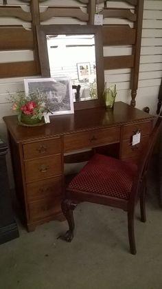 two sided desk beauty