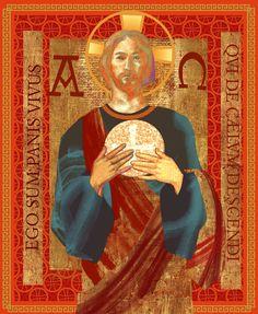 """LECTIO DIVINA: Evangelio del Domingo del """"CORPUS CHRISTI"""", ciclo B, 10 de junio de 2012"""