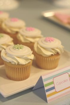 Owl Themed Christening Party - Kara's Party Ideas - The Place for All Things Party