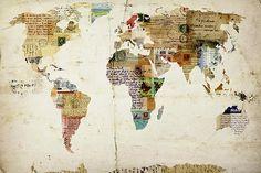Global wall art. HomeDecorators.com