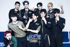 EXO - 160622 SBS Inkigayo website update Credit: SBS. (SBS 인기가요)