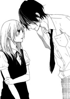 Image via We Heart It #manga #ehmm