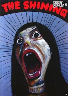 Polish poster for THE SHINING