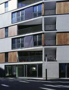 carsten roth architekt RESIDENCE BRAHMSQUARTIER