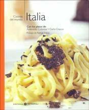 Título: Cocinas del mundo. Italia / Autor: Alberti, Miranda / Ubicación: FCCTP – Gastronomía – Tercer piso / Código: G/IT/ 641.5 A34