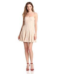 """womens """"lisanne"""" Lace Bustier Dress  CDN$ 58.59 #fashion #formal #dress #bustier #shop"""