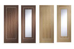 Vaese doors from wonkee donkee xl joinery in walnut or oak