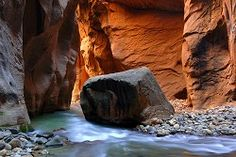 The Narrows - Zion NP