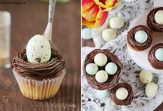 #Ostern #Cupcakes #keksunterwegs.de #Persis #Torten dekorieren #Eier #Icing