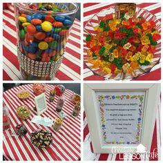 Creative Lesson Cafe: Teacher Appreciation Candy Buffet!