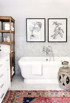 The #1 Decorating Mistake Everyone Makes in Their Bathroom via @MyDomaineAU
