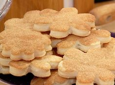 Buddy Valastro's Cinnamon and Sugar Pie Crust Cookies