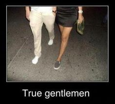 gentlemens wanted
