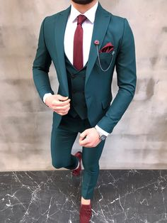 outfit for date casual Blazer Outfits Men, Mens Fashion Blazer, Stylish Mens Outfits, Suit Fashion, Best Suits For Men, Cool Suits, Mens Suits, Designer Suits For Men, Designer Clothes For Men