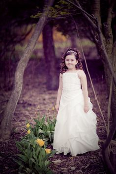 Karina on her Communion, by Paul Krol First Communion, Her Hair, Flower Girl Dresses, Wedding Dresses, Photography, Fashion, First Holy Communion, Bride Dresses, Moda
