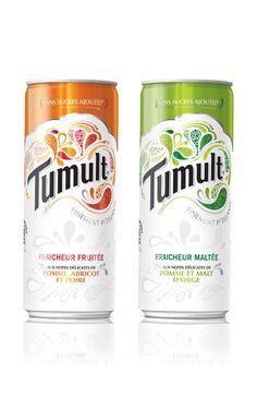 Tumult - Rob Clarke Typography