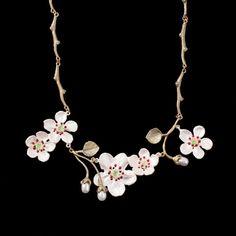 Michael Michaud Jewelry - Survivor Tree Necklace