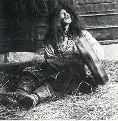 Sakha shaman from 1910 American Museum...