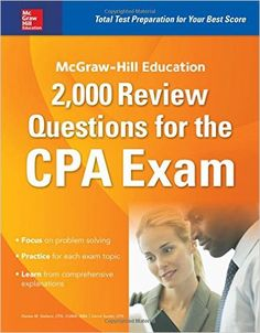 McGraw-Hill Education 2, 000 Review Questions for the CPA Exam: Denise M. Stefano, Darrel Surett: 9781259586293