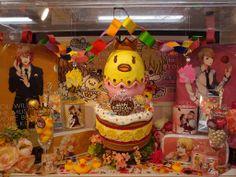 A Birthday display for Natsuki Shinomiya and Syo Kurusu (2014) in Kotobukiya Akihabara. So Amazing! #Utapri