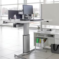 Jefferson Type Adjustable Stand-up Desk - Once deciding on what to buy, check out for quality. As you will be spending major part of the day there, buy something that is visually pleasing, ergonomically comfortable and also of good quality and excellent finish.