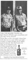 Jack Daniel's Vats 1982 Ad Picture