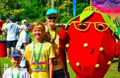 Suzy Strawberry tries her best to make it to EVERY Flavor Run - Kids lover her and her wacky adventures! #flavorrun #kids #kidsrun #kidsevents #family #familyevents #strawberry #mascot #weightraining #training #Getfit #weightloss #aesthetic #squad #personaltrainer #cleaneating #healthy #cleanrecipes #healthychoice #cleanRecipe #eatclean #glutenfree #vegan #paleo #fitfood #healthylifestyle #healthyrecipes #eatclean #organic #protein