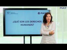 La Dra. Elizabeth Salmón, directora del IDEHPUCP, explica qué son y cuál es la finalidad de los derechos humanos desde el campo jurídico.
