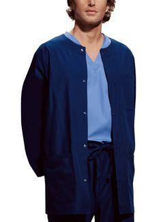 19 Lovely Warm Up Scrub Jacket