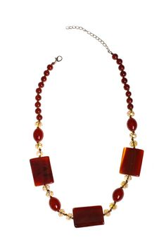 Dressing Your Truth - Type 3 Fire Stone Necklace