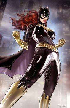 "hayleyquinnn: "" The first Batgirl. Batgirl, by Raf Marinetti. Marvel Dc Comics, Hq Marvel, Dc Comics Art, Comics Girls, Comic Book Characters, Comic Character, Comic Books Art, Female Characters, Comic Art"