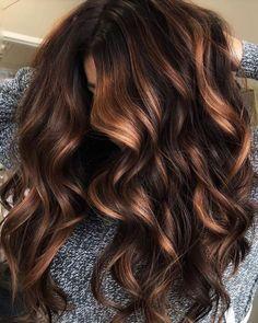 Brunette Color, Ombre Hair Color, Brown Hair Colors, Brunette Hair, Balayage Hair Brunette Caramel, Pink Hair Streaks, Cool Blonde Hair Colour, Beautiful Blonde Hair, Hair Color For Black Hair