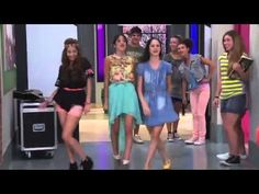 Violetta 2: Video musical Codigo amistad - YouTube