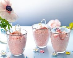 - News von jetzt! In WebApp Format! Creme Fraiche, Gelatine, Moscow Mule Mugs, Candle Holders, Pudding, Sweets, Candles, Tableware, Recipes