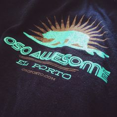 Tell Dad he's as cool as a surfing bear in California. #oso #awesome #fathersday   http://osopor.to/1LuaeU1 http://osopor.to/26a5MA9