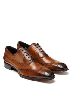 TO BOOT  Windsor Lace-Up Wingtips