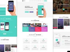 Unify Mobile App Theme by htmlstream