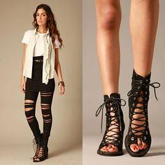 lace-up-booties-heels