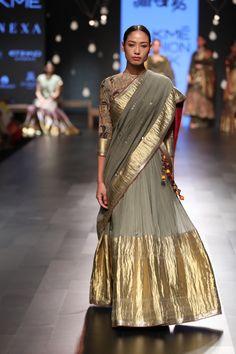 Gallery | Gaurang Dress Indian Style, Indian Dresses, Indian Outfits, Saree Blouse Neck Designs, Kurta Designs, Lakme Fashion Week, India Fashion, Indian Designer Outfits, Designer Dresses