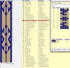 Diseño 15 tarjetas, 2 colores, repite dibujo cada 34 movimientos
