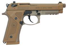 Beretta M9A3 9mm Pistol G Model Decocker Only