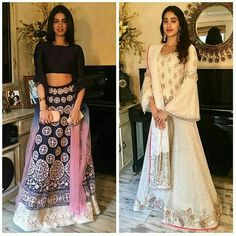 Sonam Kapoor and Anand Ahuja Mehndi Ceremony Photos 4 Indian Wedding Outfits, Indian Outfits, Indian Designer Outfits, Designer Dresses, Indian Formal Wear, Indian Wear, Lehenga Pattern, Indian Lehenga, Lengha Choli