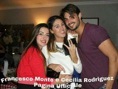 Francesco Monte da l'anello di fidanzamento a Cecilia Rodriguez