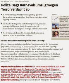 38259at38259: Anschläge in Kopenhagen und Terrorverdacht in Brau...