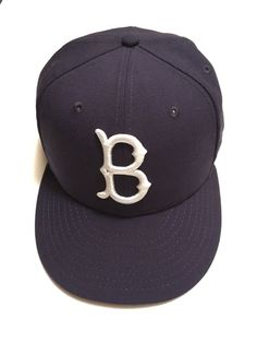 New Era 59FIFTY Brooklyn Dodgers 1955 World Series Cooperstown Fitted Cap 7  3 4  . Fitted CapsHat ... 952e7a186d5d