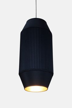 Delta III pendant light, Rich Brilliant Willing made in USA